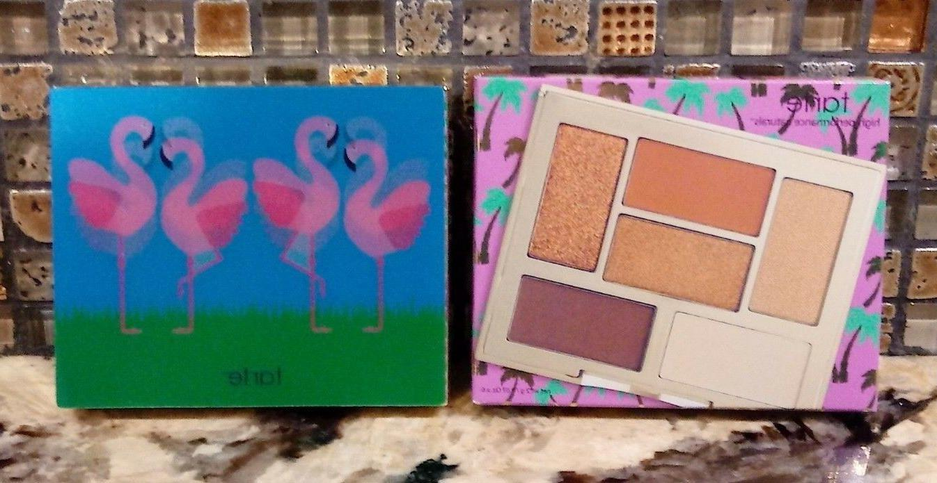 glam on the go eyeshadow palette 6
