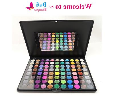 Beauty Treats Shadow Palette Glitter Special Edition FREE BRUSH