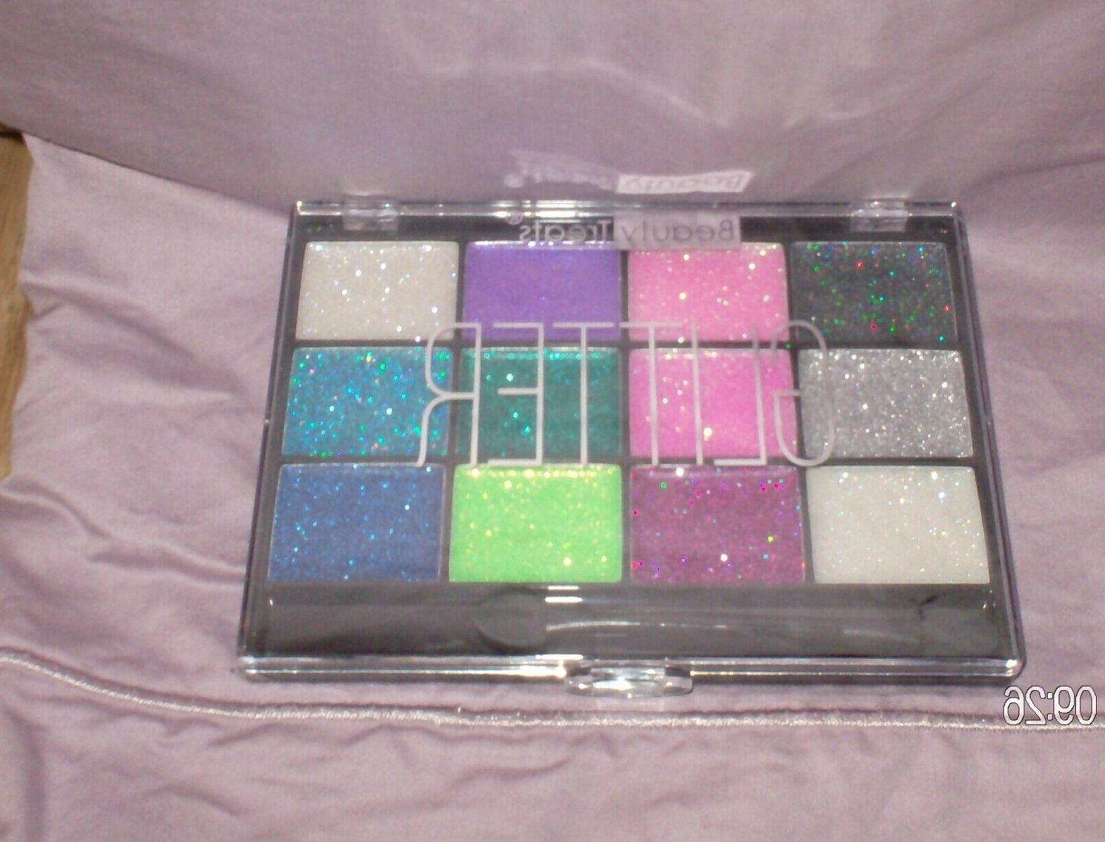 glitter eyeshadow new bright colors