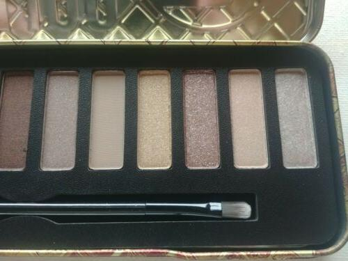 W7 GOLDIBOX The 12 Shades - honey