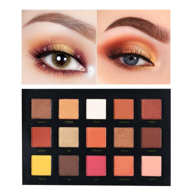 Beauty Highly Sunset 15 Eyeshadow Palette 7P