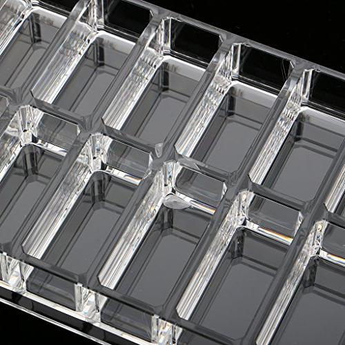 Palette Clear Cosmetics Storage Case