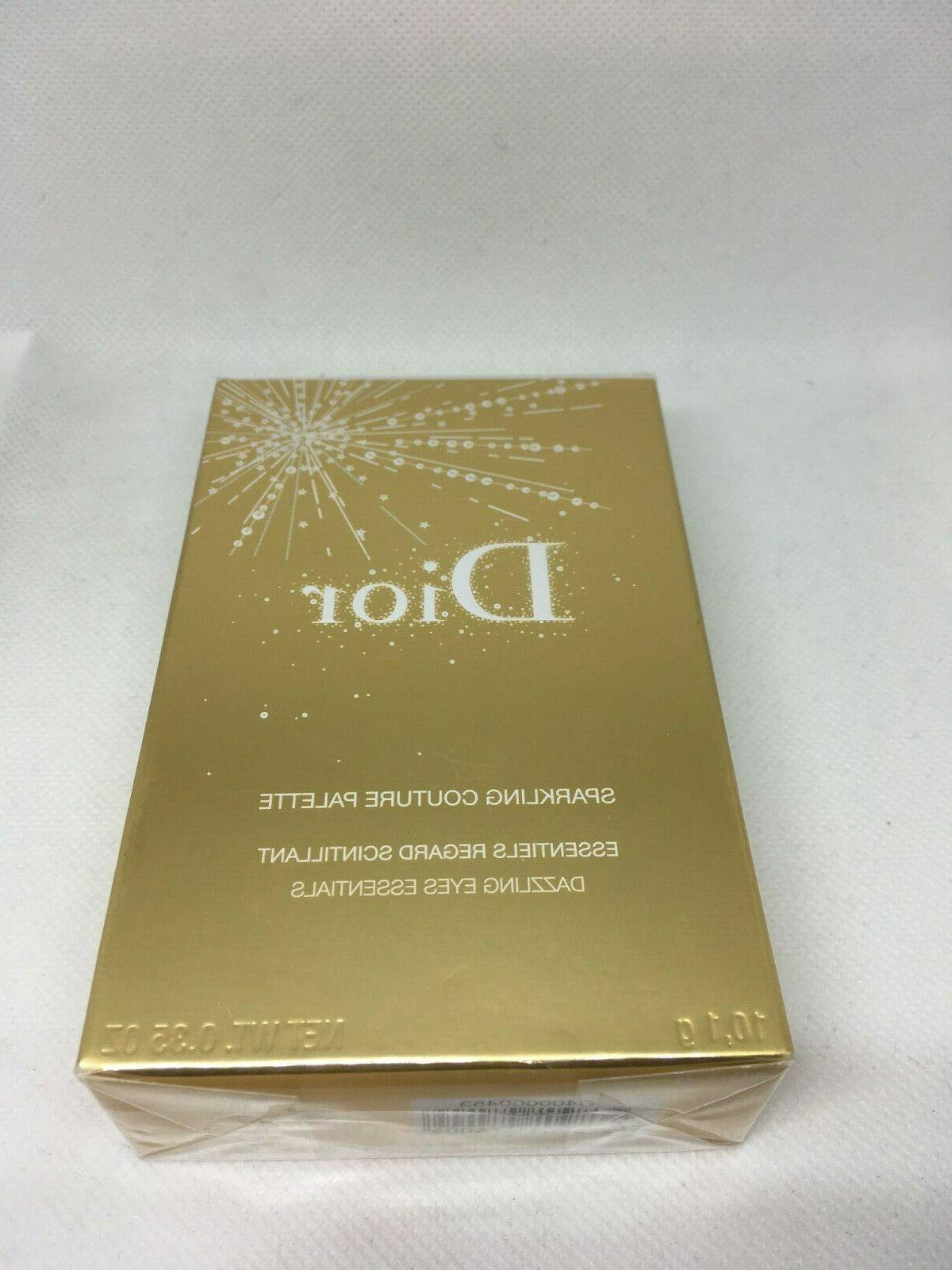 holiday 2019 sparkling couture 5 eyeshadow palette
