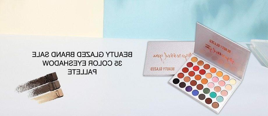 impressed you eyeshadow palette 35 color highly