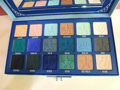 Jeffree Star Eyeshadow Palette 100% AUTHENTIC New Box