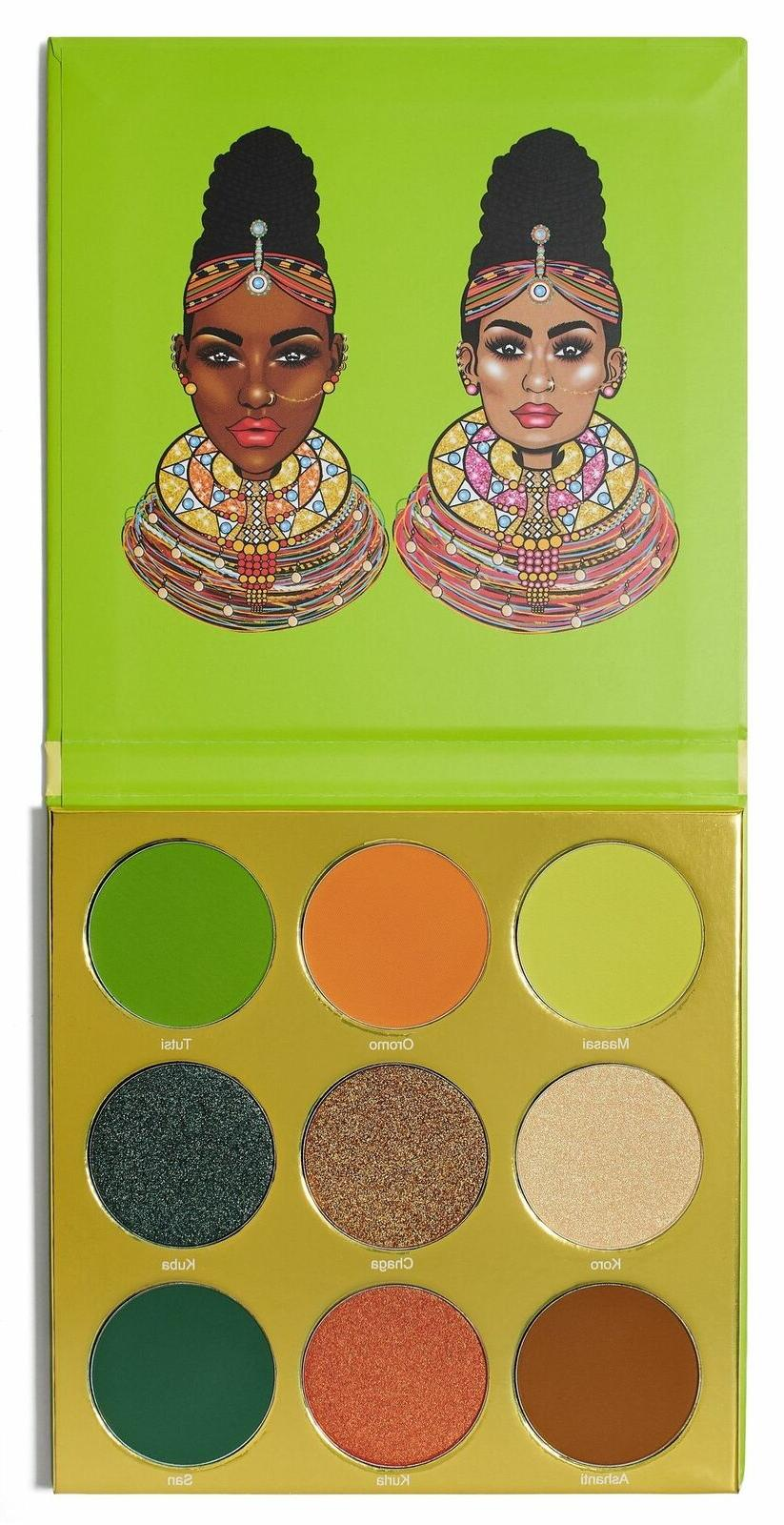 Juvia's Place The Eyeshadow New/SDS