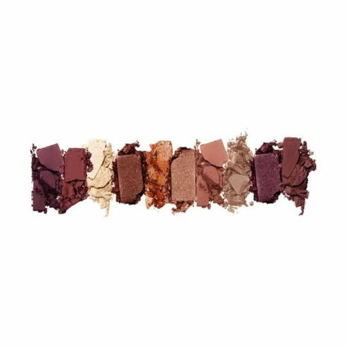 L.A. Color BLOCK EYESHADOW Palette Highlighter