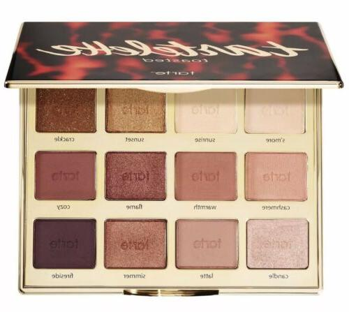 lette toasted eye shadow palette bnib 100