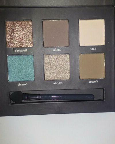 Ulta Beauty Limited Edition 6 pan .21 oz net