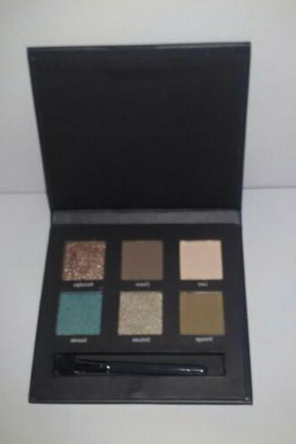 6 Eyeshadow Palette .21 net