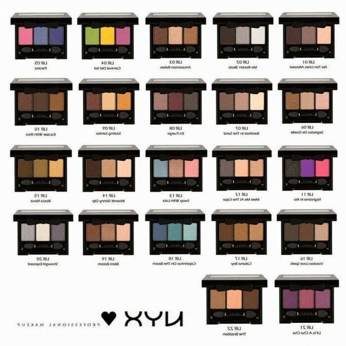 love in rio eye shadow pick your