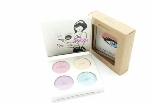 lovely eyeshadow quad talking palette limited edition