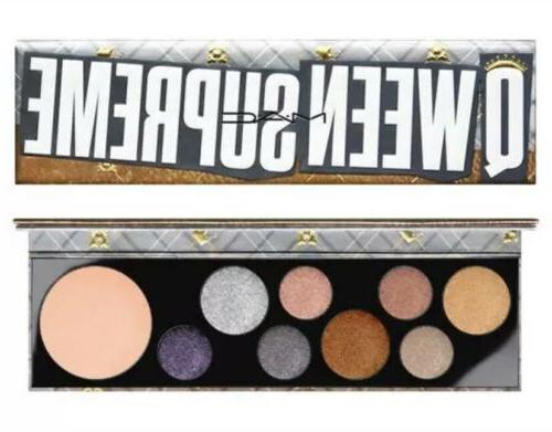 authentic girls qween supreme eyeshadow palette new