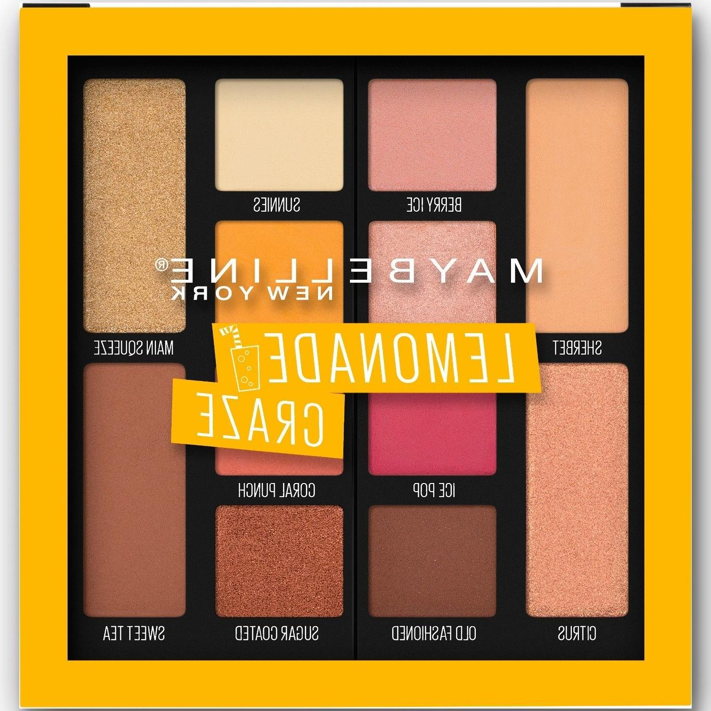 Maybelline Palette- You Choose
