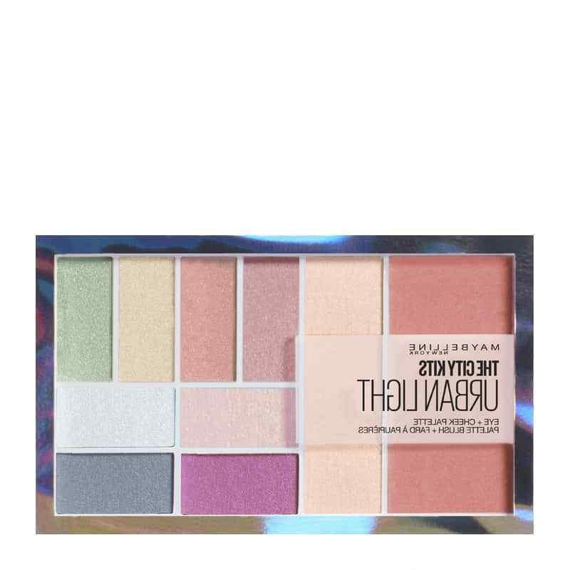 Maybelline Eyeshadow Palette- Choose