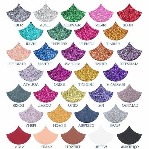 Mermaid Glitter 32 Colors Glitters Shimmery