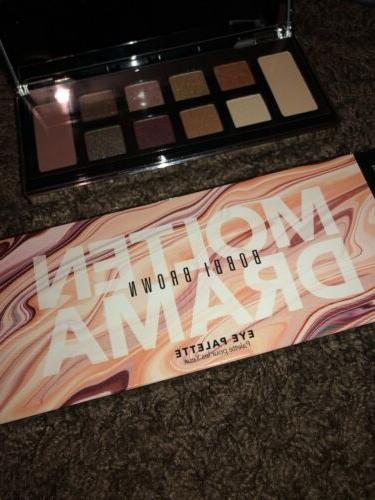 molten drama eyeshadow palette exclusive bnib 100