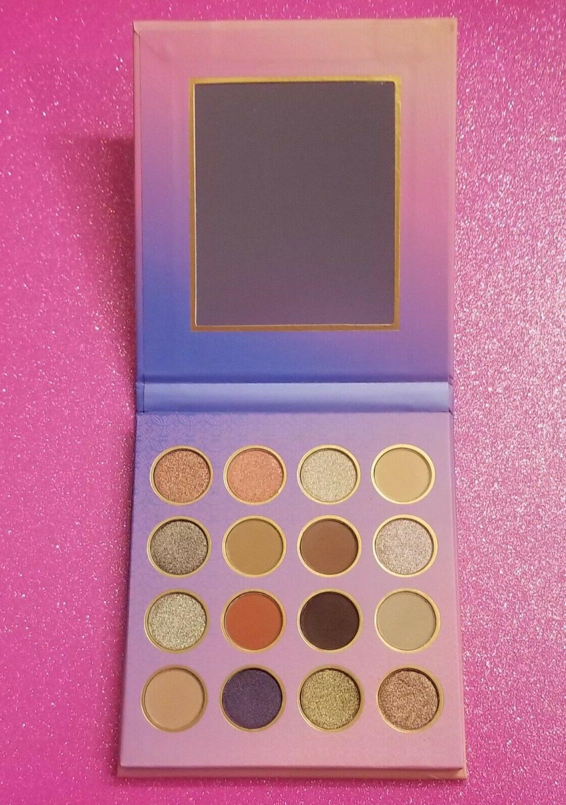 moroccan sunset 16 color eyeshadow palette new