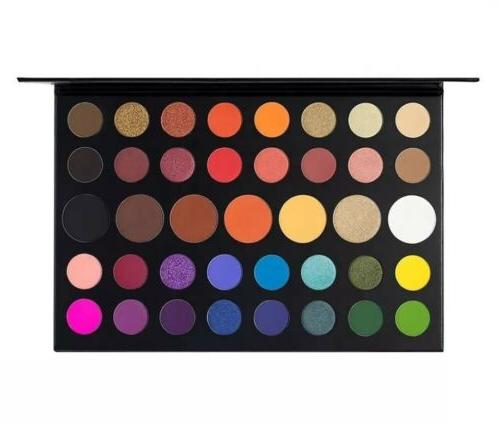 Murphe charles Color Palette EyeShadow dupe