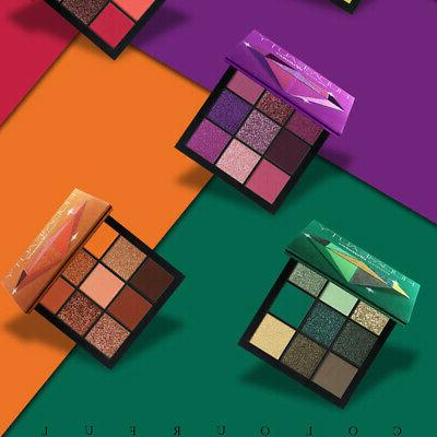 NEW 2019 Beauty Eyeshadow Palette Precious Stones Collection HOT.