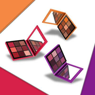 NEW Beauty Obsessions Eyeshadow Palette Stones Collection