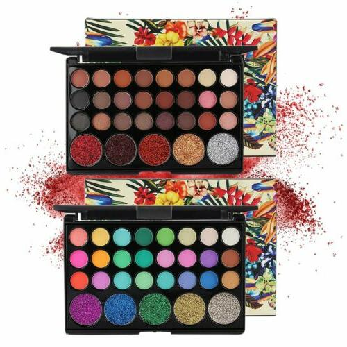 new 29 colors shimmer glitter eye shadow