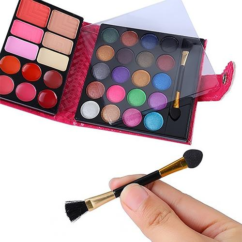 New <font><b>Eyeshadow</b></font> <font><b>Palette</b></font> Makeup Glitter Pigmented Mini Kit