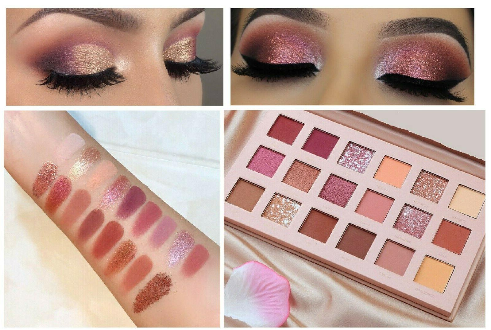 new huda moji beauty nude eye shadow