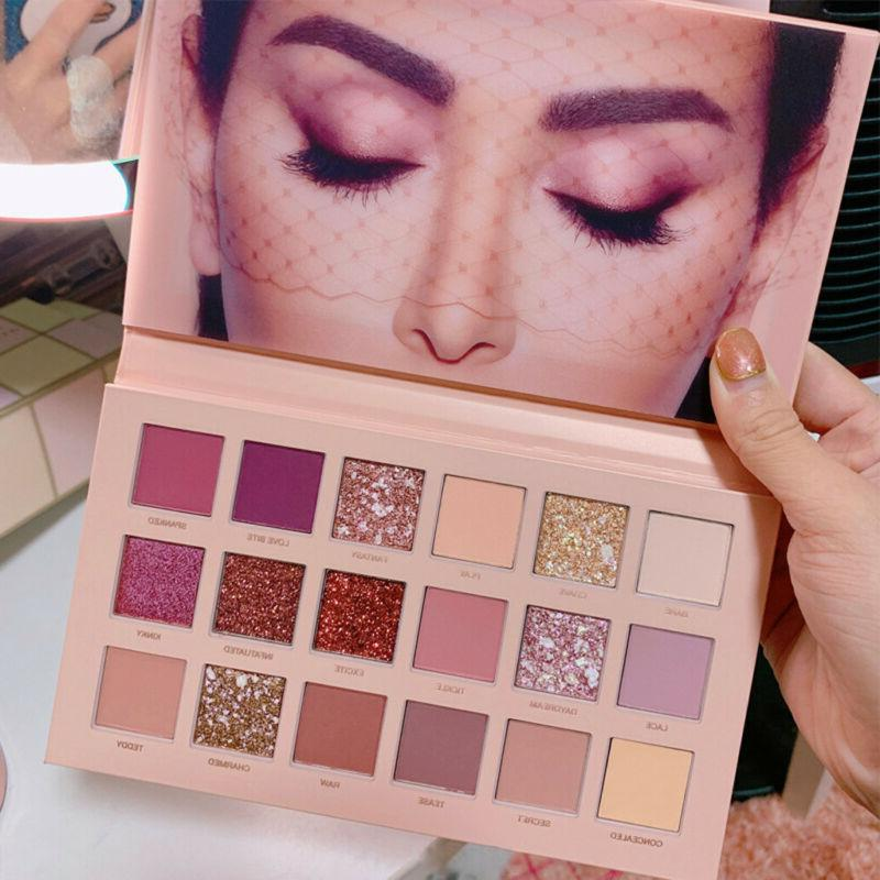NEWEST Beauty Shadow Palette Cosmetic MakeUp