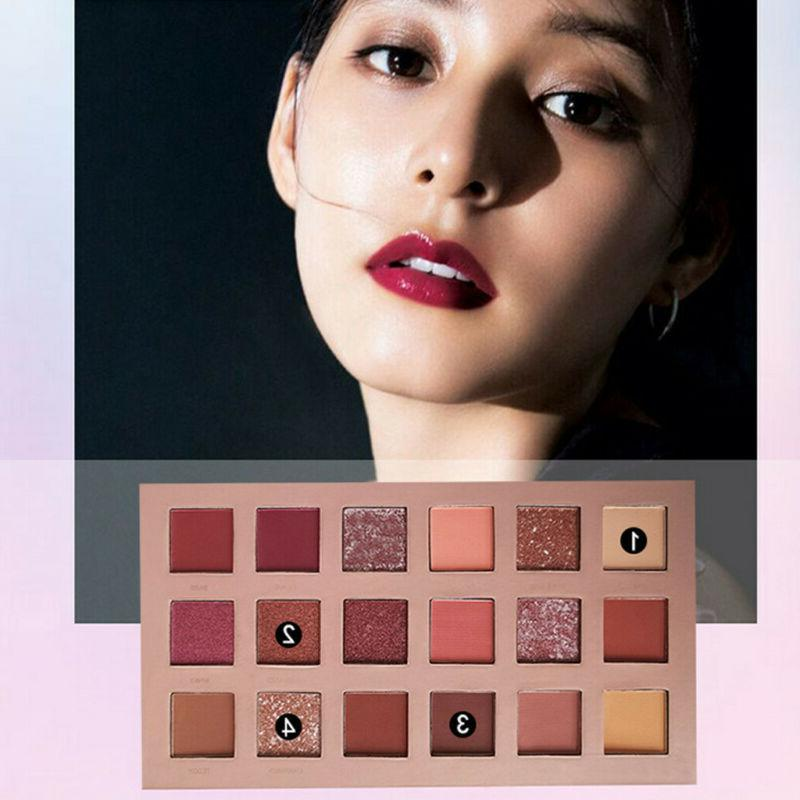 NEWEST Nude Plate Shadow Palette Colour Cosmetic