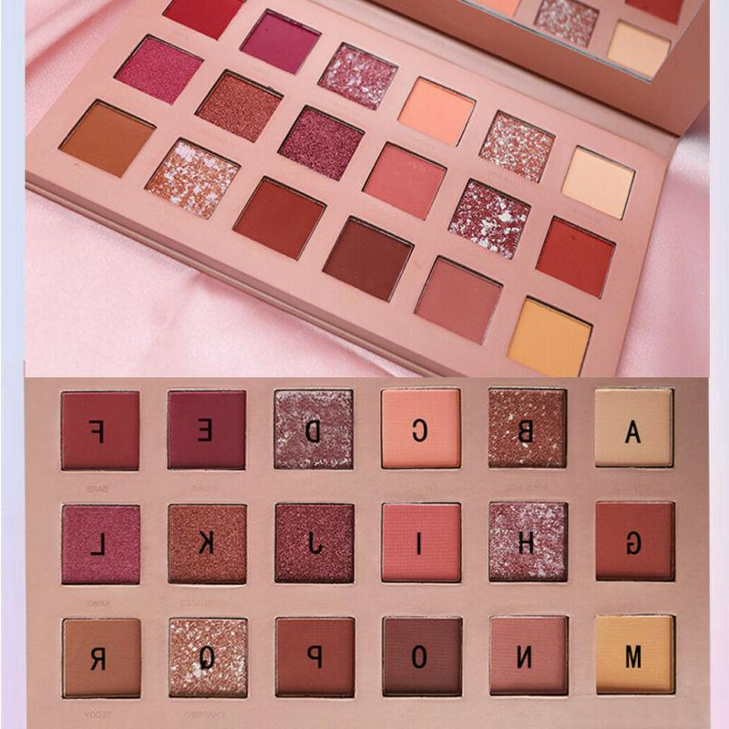 NEWEST Beauty Shadow Palette Colour Cosmetic MakeUp Plate us