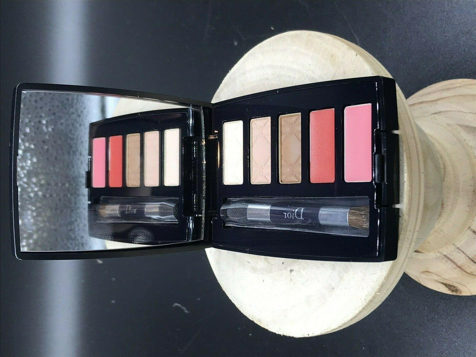 nib timeless look collection glow palette eyes