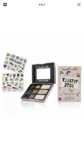 NIB Totally Cute Sticker Eye Collection Palette Limited