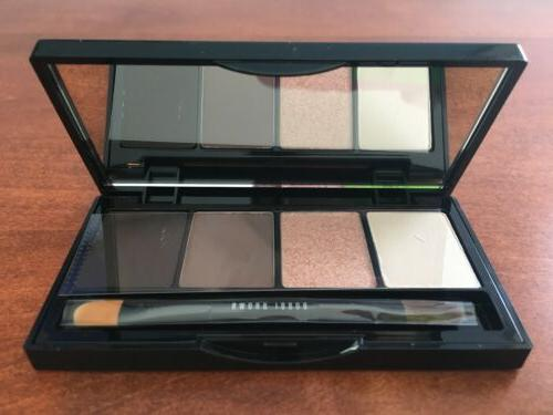 NWOB Bobbi Brown In Eye Palette NEW Shades Brush