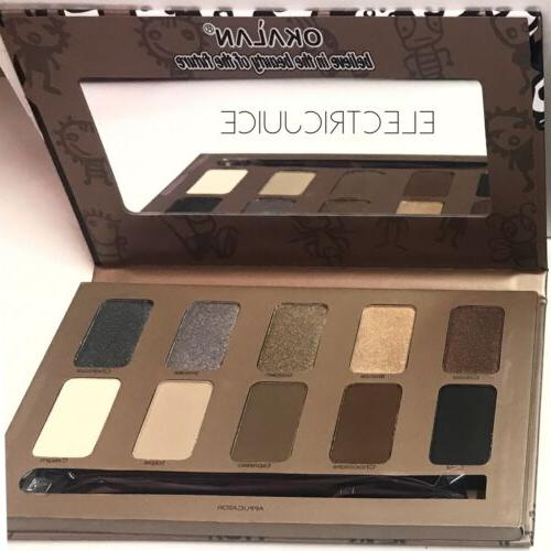 Okalan Natural Eyeshadow Shimmer Up Pigmented