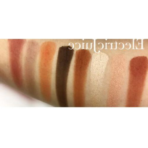 OKALAN VENUS SHIMMER EYESHADOW GRUNGE MAKEUP ORANGE PEACH