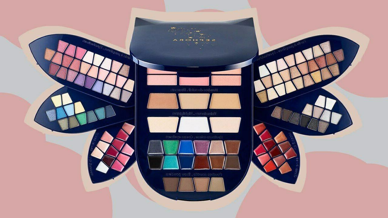 once upon a night eyeshadow palette blockbuster