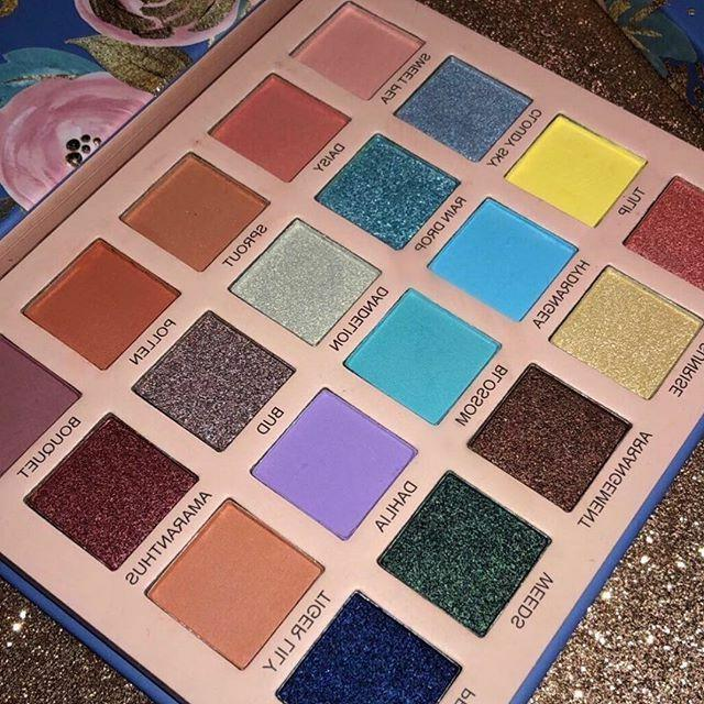 Prolux Perfect Bloom 20 Palette Pigmented Spring