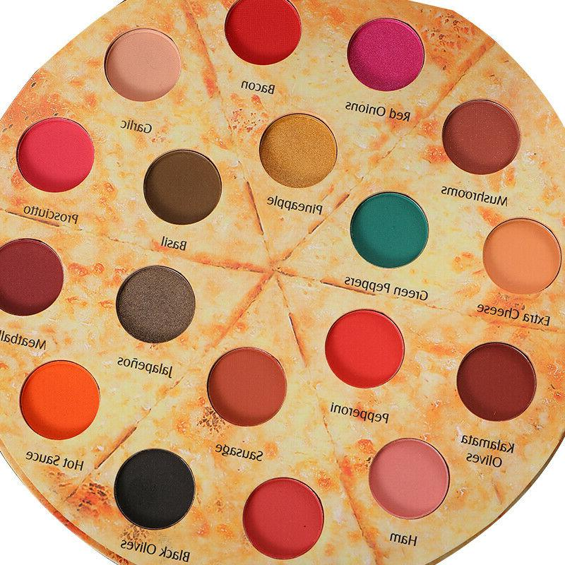 PIZZA IMEAGO 18 Eye shadow Delicious shimmer