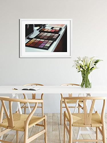 Westlake Wall - Shadow - Picture Photography Birthday - Unframed - 24x36in