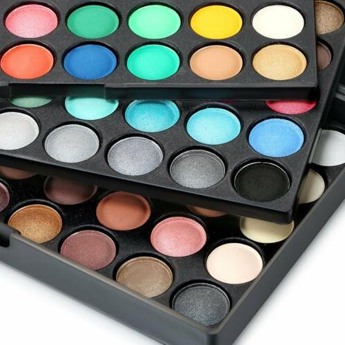 Pro 120 Colors Eyeshadow Palette Cosmetic