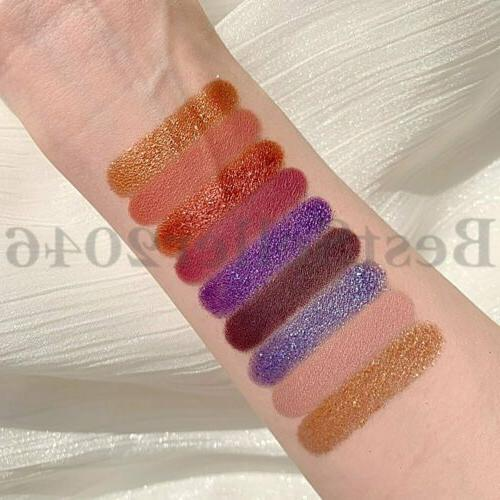 Palette Pigmented Matte Eye Makeup