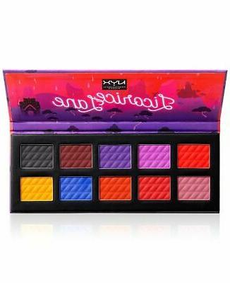 professional makeup licorice lane shadow palette 10