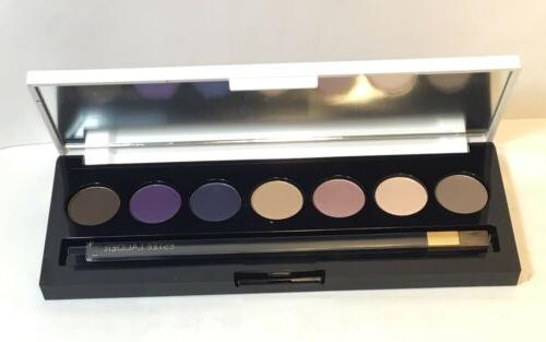 pure color eyeshadow palette 7 color wild