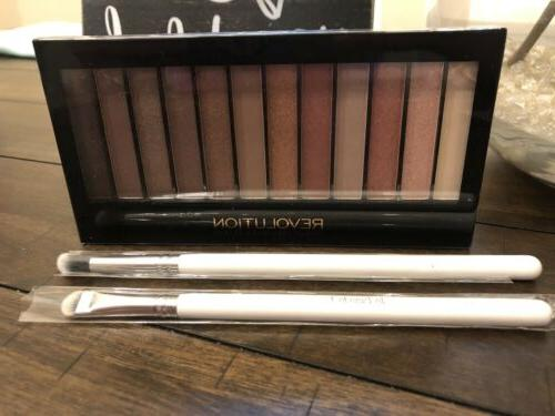 redemption eyeshadow palette iconic 3 with colour