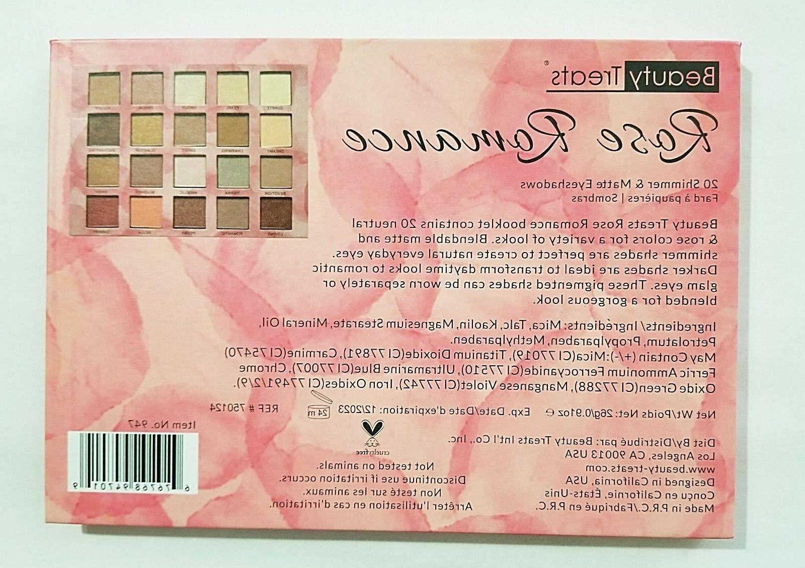 Beauty Eyeshadow Shimmery & Color