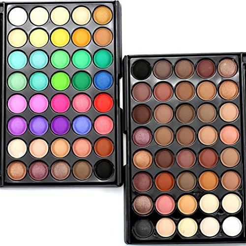 FantasyDay Shimmer Baked Eyeshadow Makeup Cosmetic Contouring and