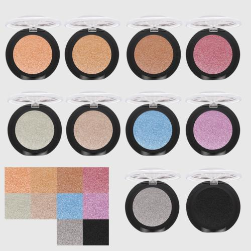 Shining Eyeshadow Palette Ultra Pigmented Make Up QJ9K