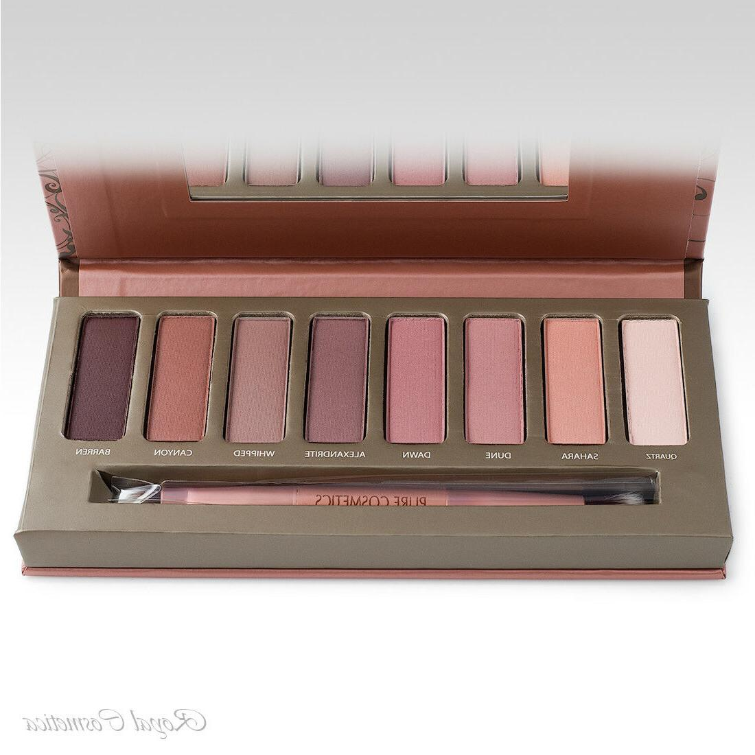 Simply Matte Long-Wearing Eyeshadow Pure Cosmetics