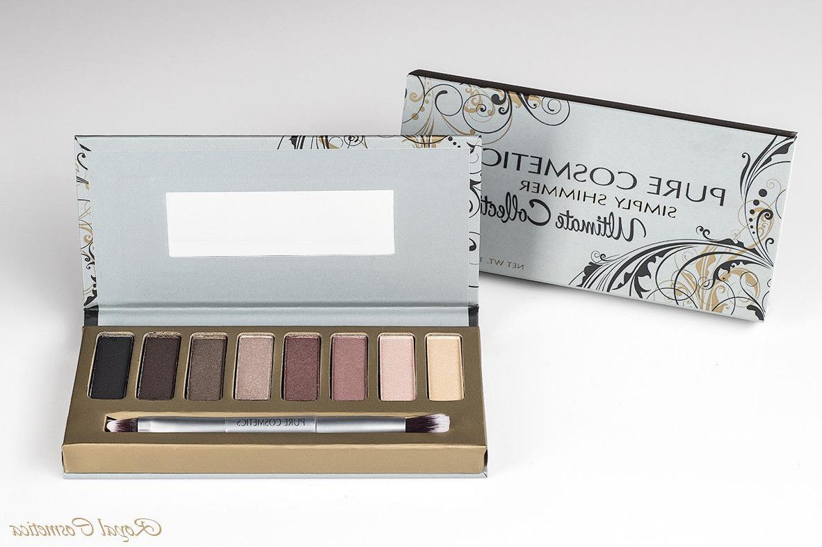 simply shimmer ultimate collection long wearing eyeshadow